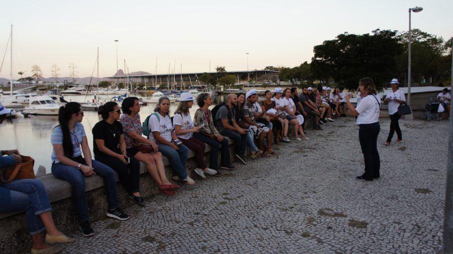 Roteiro Rio de Glórias, do projeto Rotas Culturais