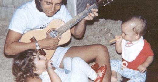 Dia dos Pais: famosos espalham amor em homenagens no Instagram
