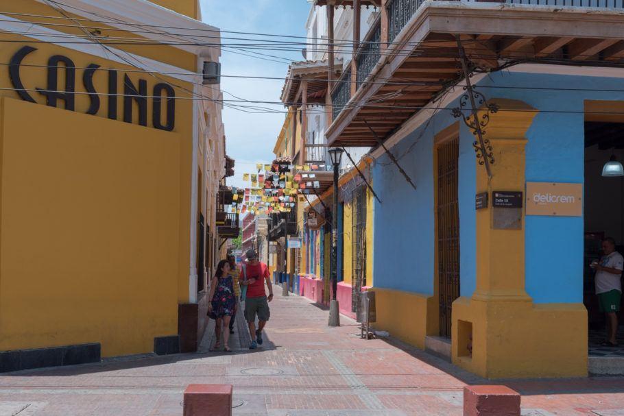 Santa Marta é uma das cidades mais antigas das Américas