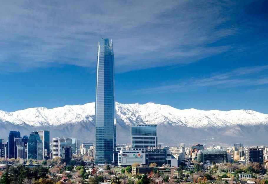 SkyCostanera, Santiago