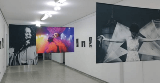 """Exposição """"Imagens Musicais"""" grátis em Pinacoteca do ABC Paulista"""