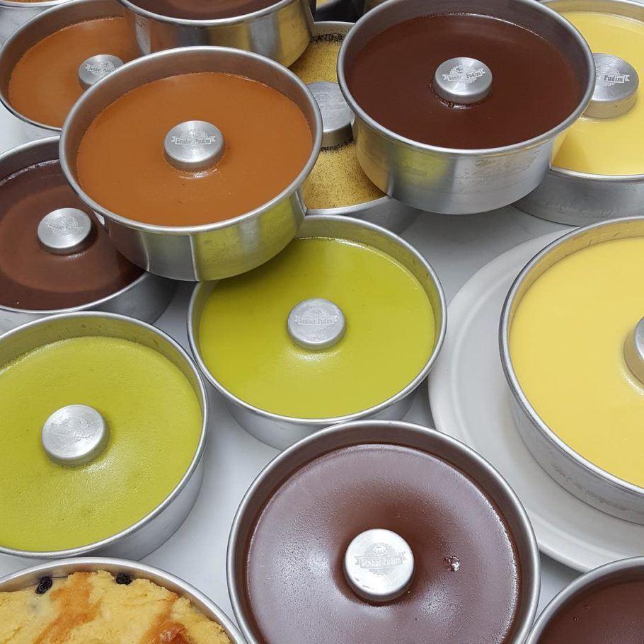 O Senhor Pudim celebra essa sobremesa com muito carinho e sabores que são fruto da memória afetiva de seu dono, o chef Marcos André Martins