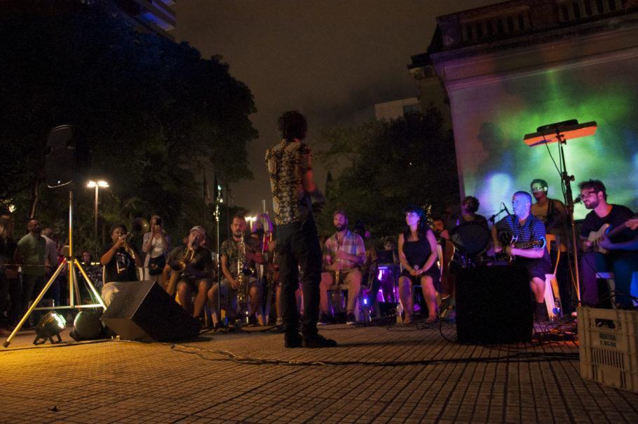 São Paulo Improvisadores em Orquestra