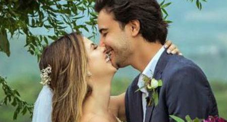 Sthefany Brito se casa em segredo na Itália