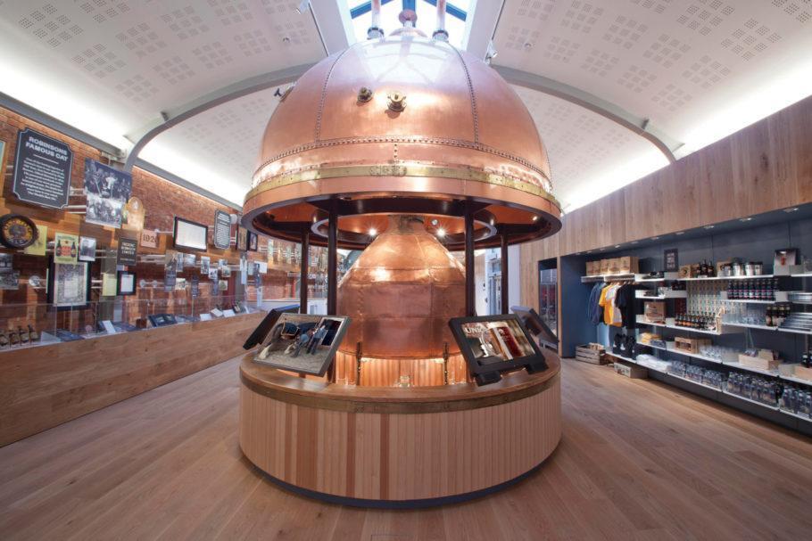 Museu da Robinsons Brewery, em Stockport