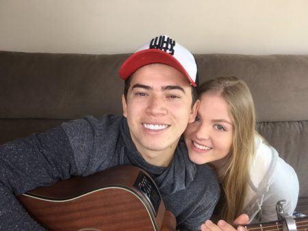 Whindersson Nunes e Luísa Sonza