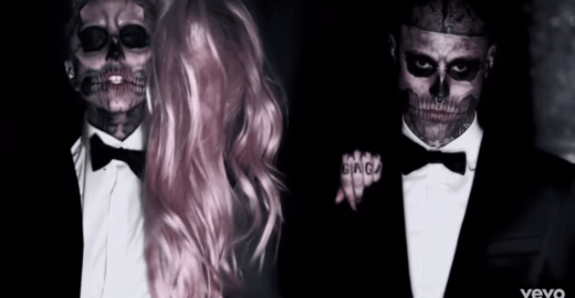 Zombie Boy, modelo de clipe da Lady Gaga, é encontrado morto