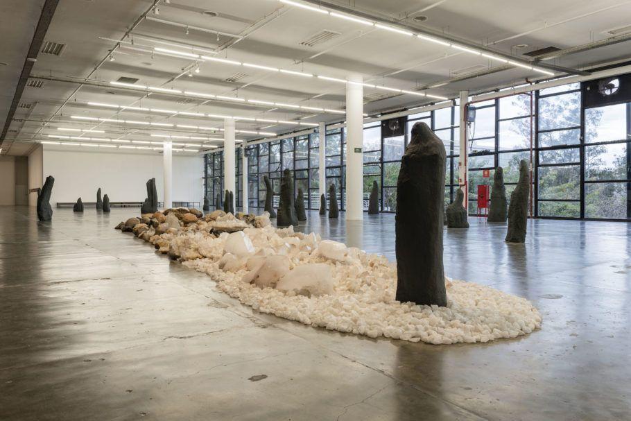 Exposição de Denise Milan na 33a Bienal de São Paulo