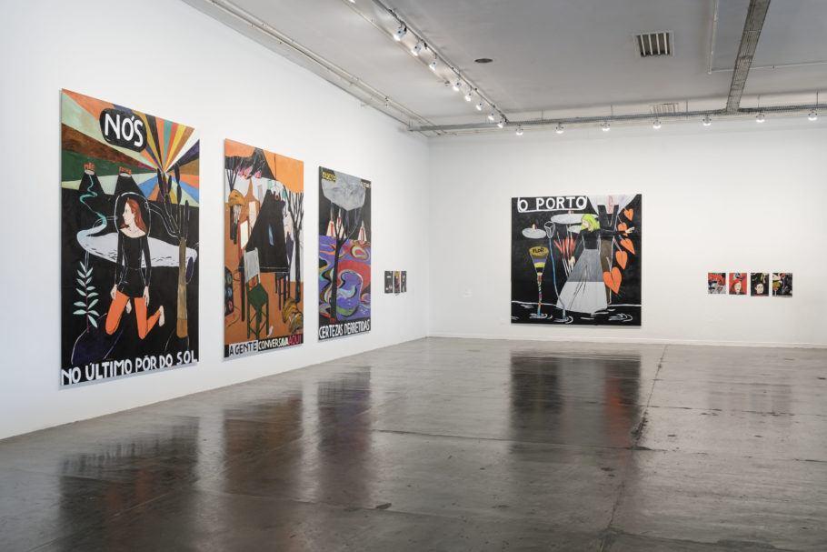 Exposição de Vania Mignone na 33a Bienal de São Paulo