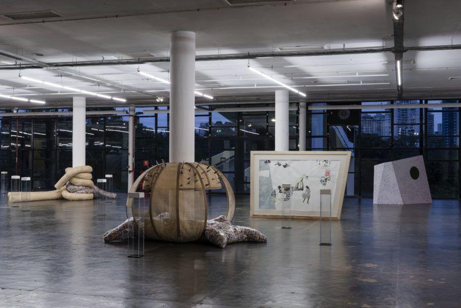 Exposição de Wura-Natasha Ogunji na 33a Bienal de São Paulo