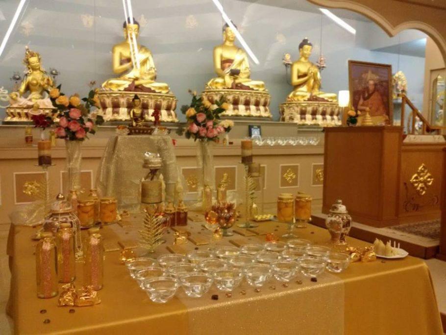 Templo Kadampa Brasil