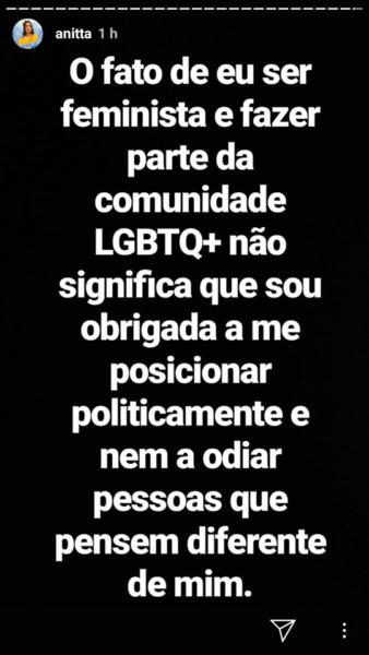 Anitta Bolsonaro