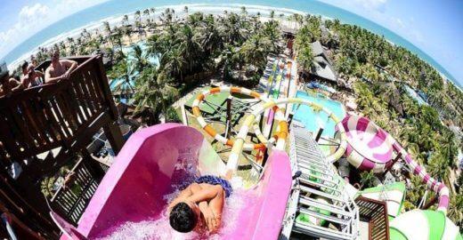 Brasil tem 5 parques aquáticos entre os25 melhores do mundo