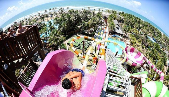 Parques aquáticos brasileiros