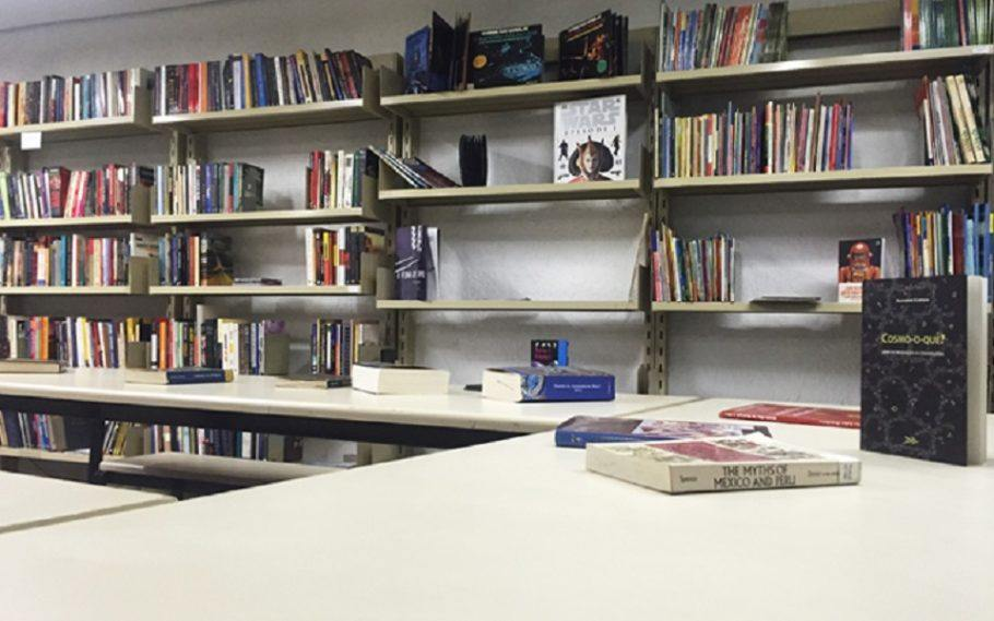 Biblioteca do Planetário da Gávea