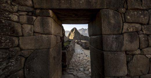 Machu Picchu sob olhar de um fotógrafo da 'National Geographic'