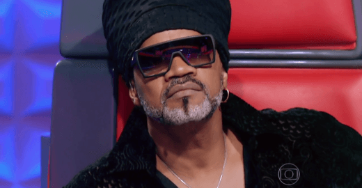 Carlinhos Brown perde três batalhas no The Voice e web reage