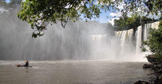 Cachoeiras são atração na Chapada das Mesas, no Maranhão