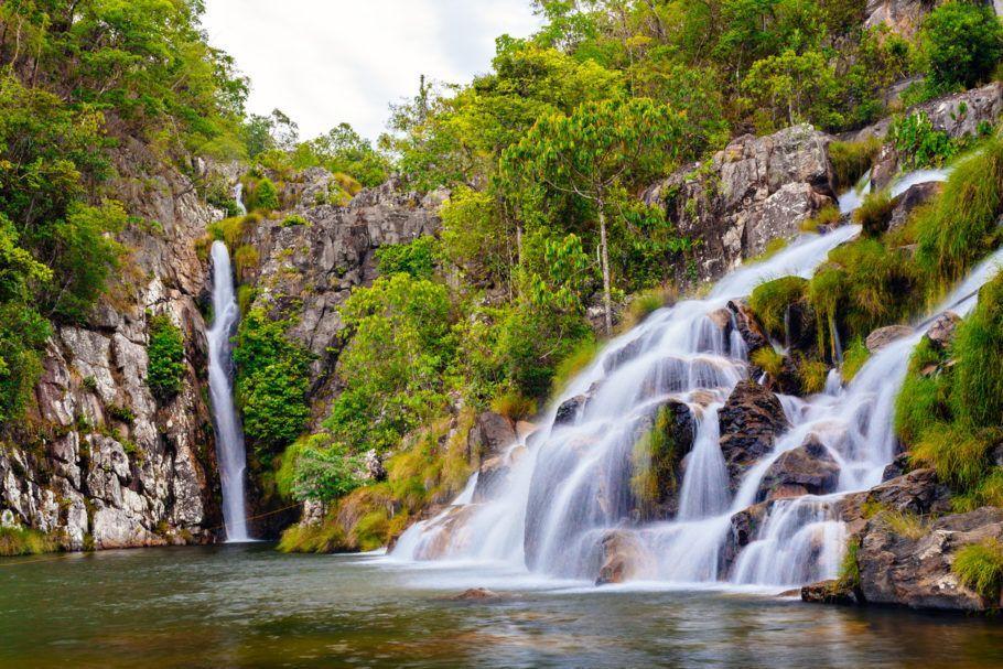 Cachoeira da Capivara - Alto Paraíso, Goiás - Chapada dos Veadeiros