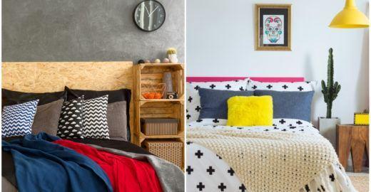 Aprenda como fazer decoração de quarto de maneira fácil e barata