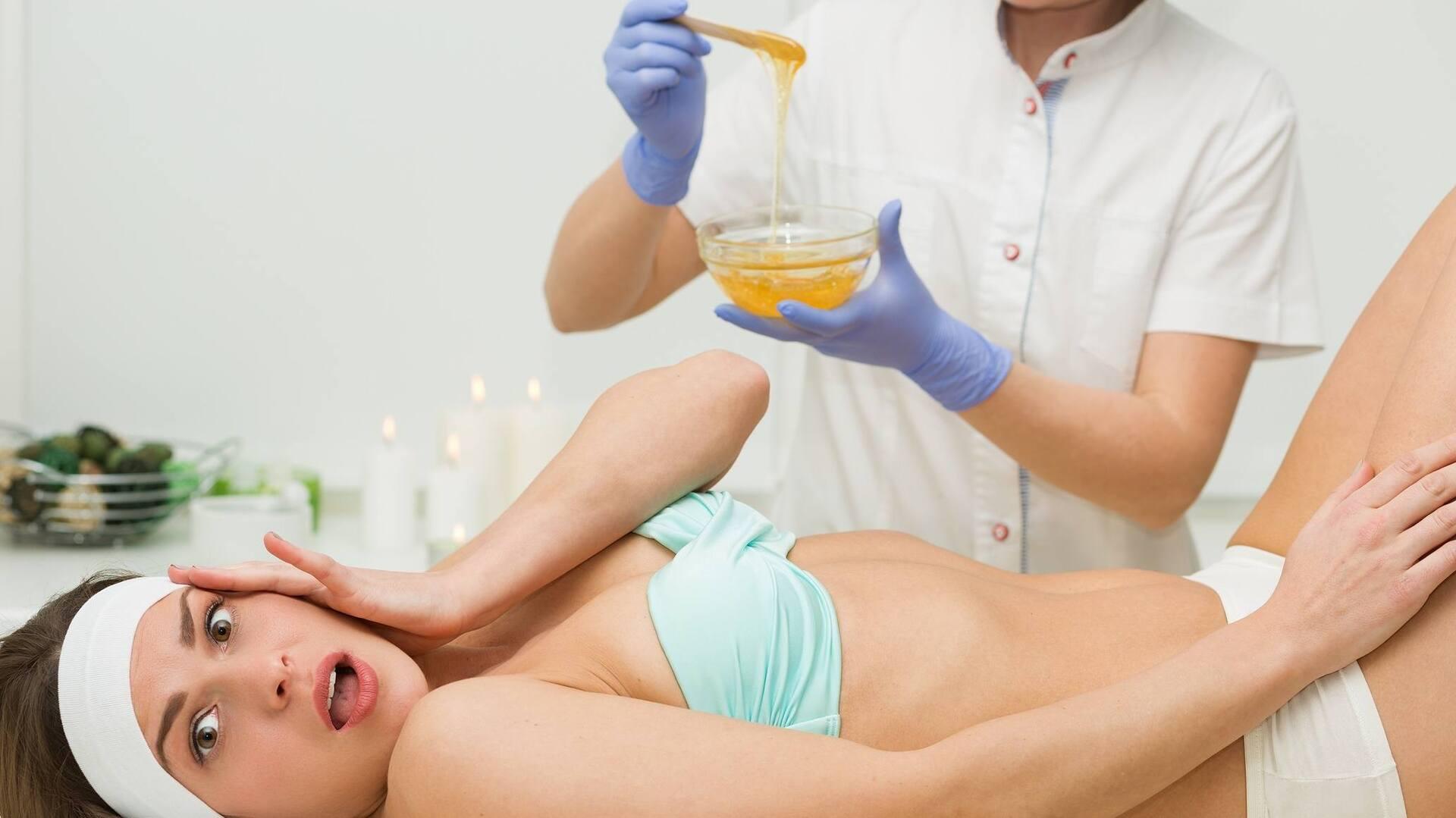 como fazer depilação