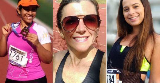 Como a corrida transformou a vida destas mulheres