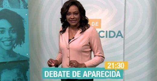 Debate da TV Aparecida é 1º a ser mediado por uma mulher negra