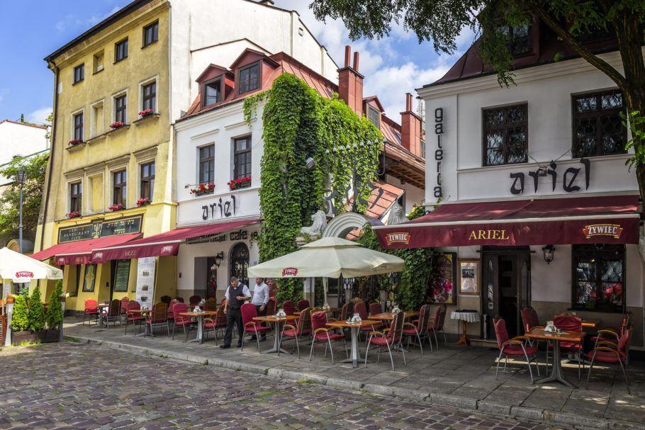 Restaurantes na Cracóvia
