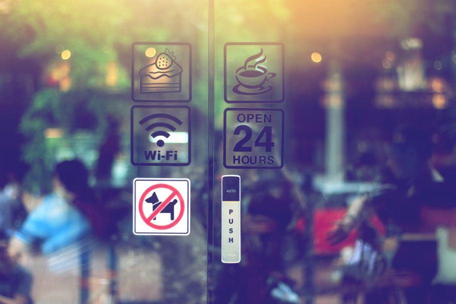 Use Wi-fi grátis na viagem