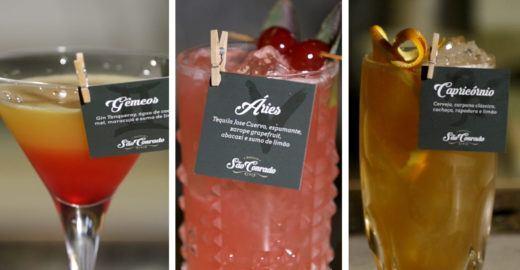 Bar na Vila Madalena tem drinks dos signos do zodíaco