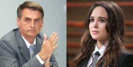 Ellen Page Bolsonaro