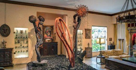 Frans Krajcberg ganha exposição na Casa Museu Eva Klabin