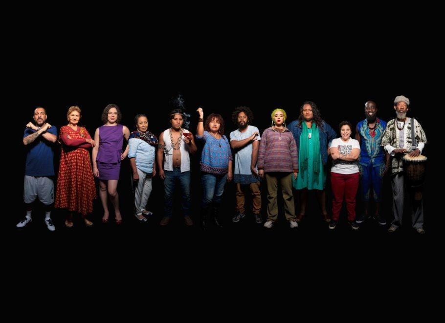 Doze lideranças que falam sobre preconceito social em exposição interativa com vídeo no Sesc Vila Mariana