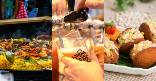Festivais gastronômicos em SP: 5 opções deliciosas em cartaz