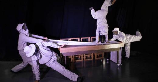 'Acrobaticamente' traz ao ABC espetáculos e intervenções de circo