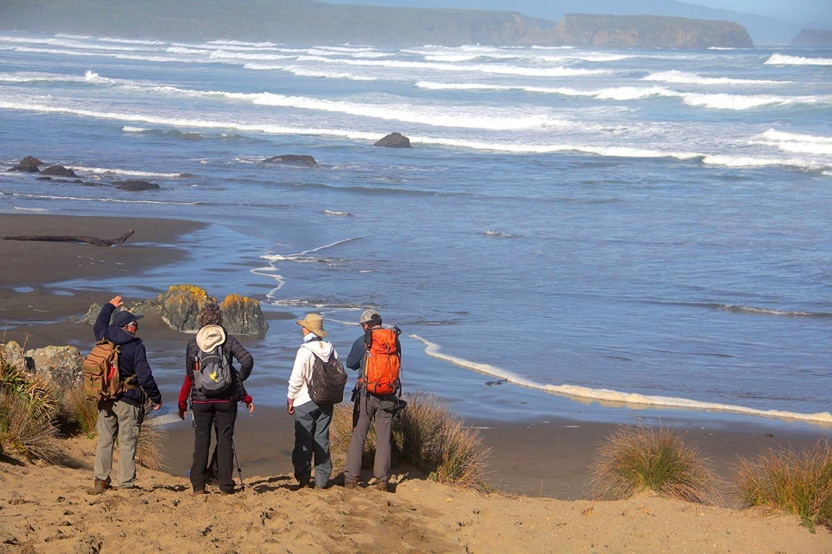 Praia Guabil - Chiloé