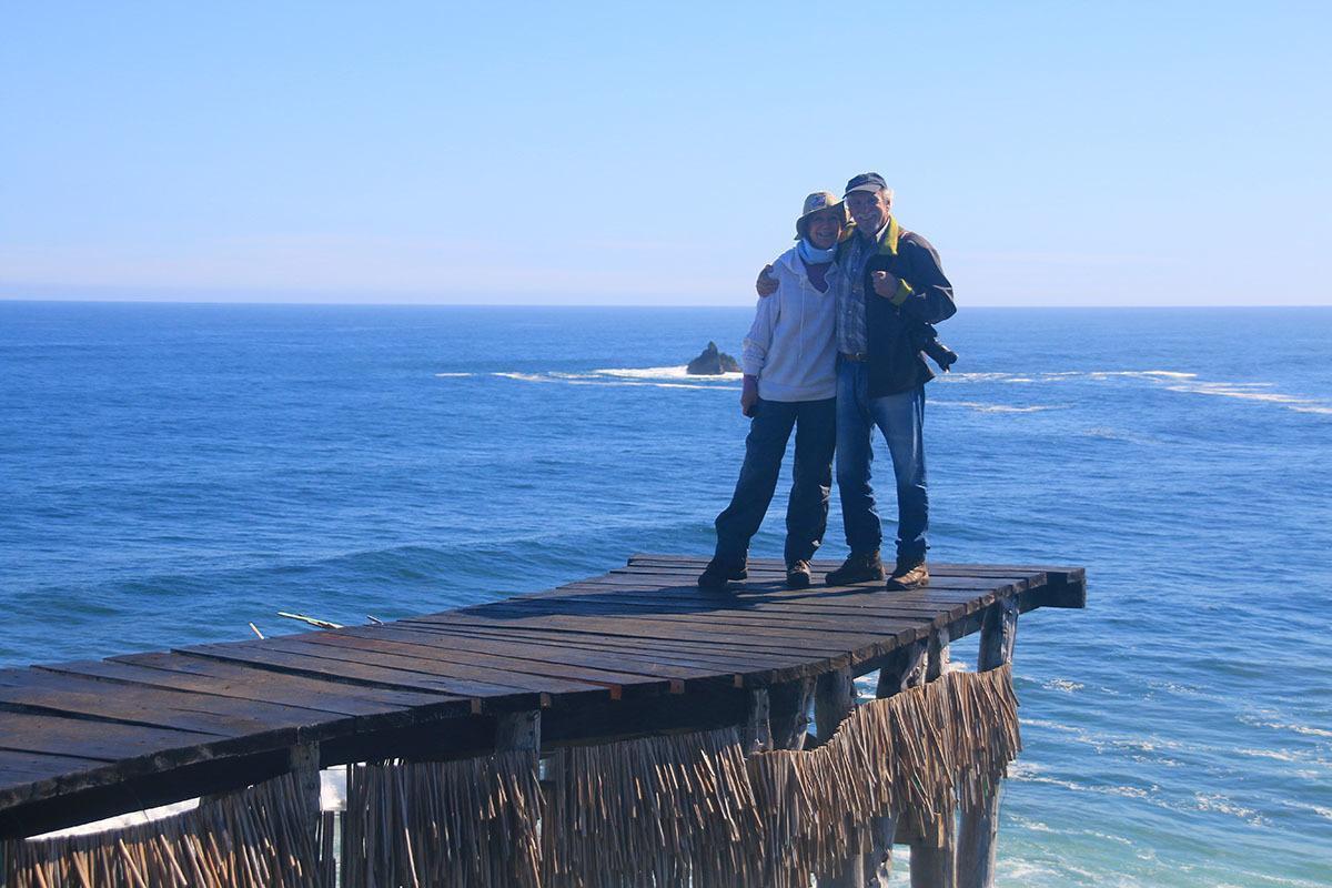 Muelle de la Luz - Chiloé