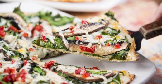 Pizzada Vegana no ABC Paulista: coma à vontade por R$ 20