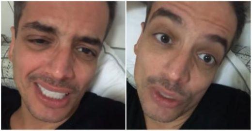 Leo Dias conclui primeira fase do tratamento contra cocaína