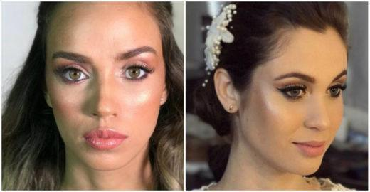 Conheça as tendências de maquiagem para noivas em 2019