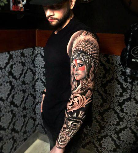 marido preta gil tatuagem maisa