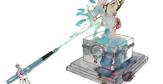 IMS recebe mostra inédita com desenhos de Millôr Fernandes