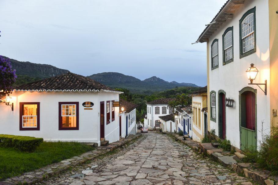 Tiradentes, em Minas Gerais