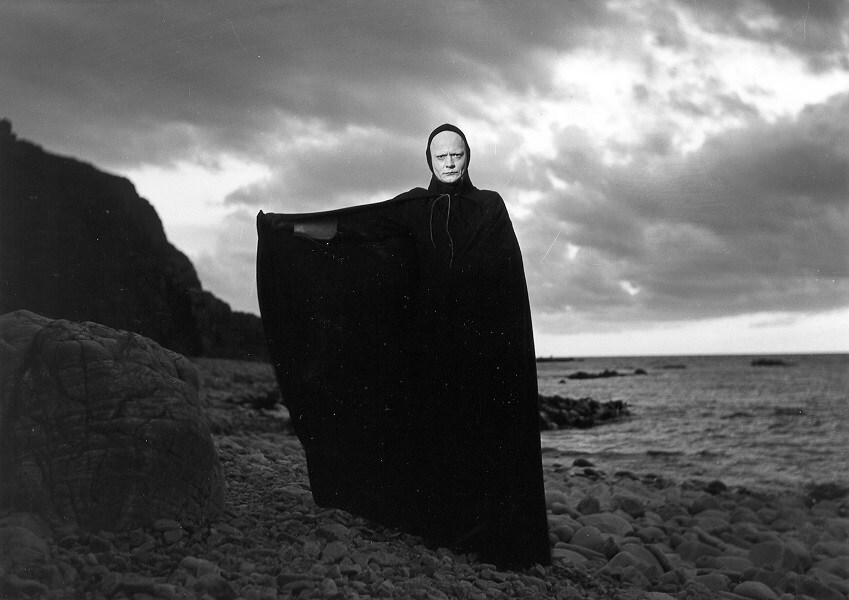 Filme 'O Sétimo Selo', de Ingmar Bergman