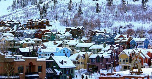 Park City, nos EUA, está com novidades para temporada de neve