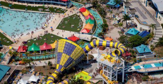 Parque aquático no interior de SP oferece 'ingresso em dobro'