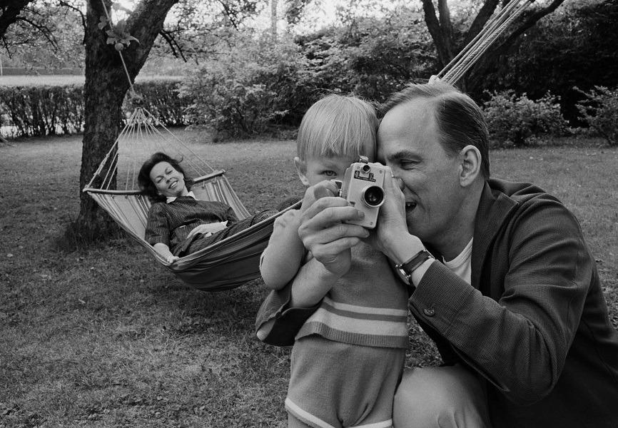 Filme 'Procurando por Ingmar Bergman'