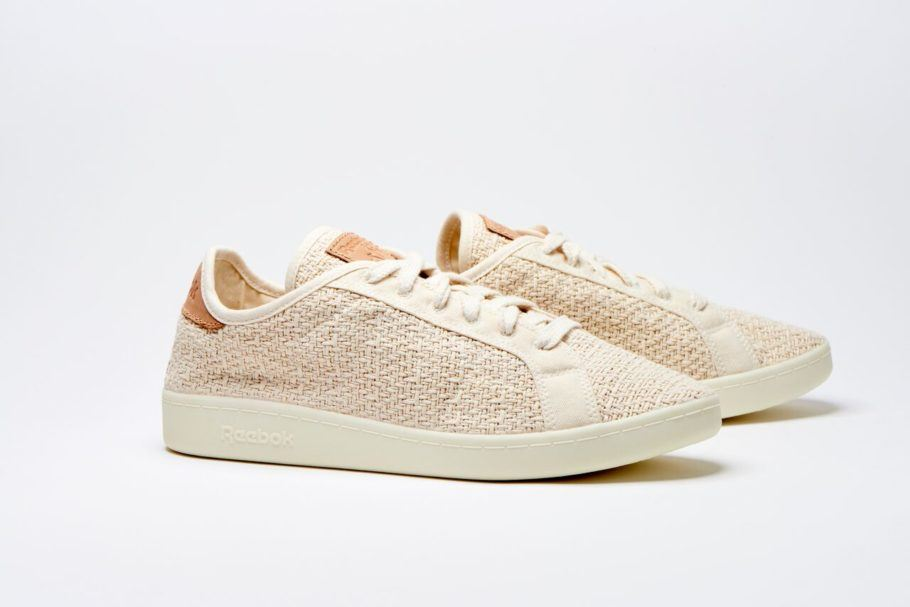 O tênis de algodão e milho foi criado a partir de um modelo clássico da empresa
