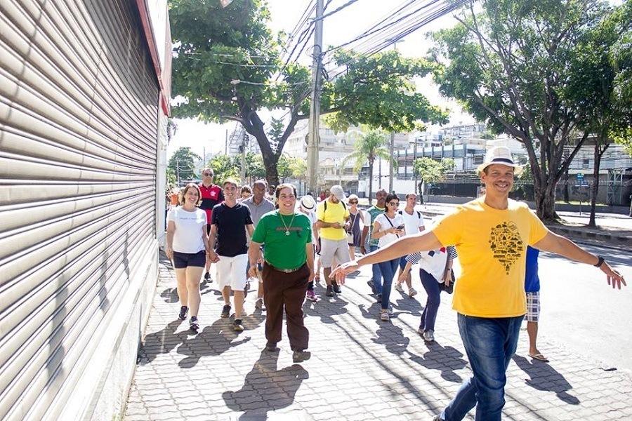 Rolé Carioca no Cachambi