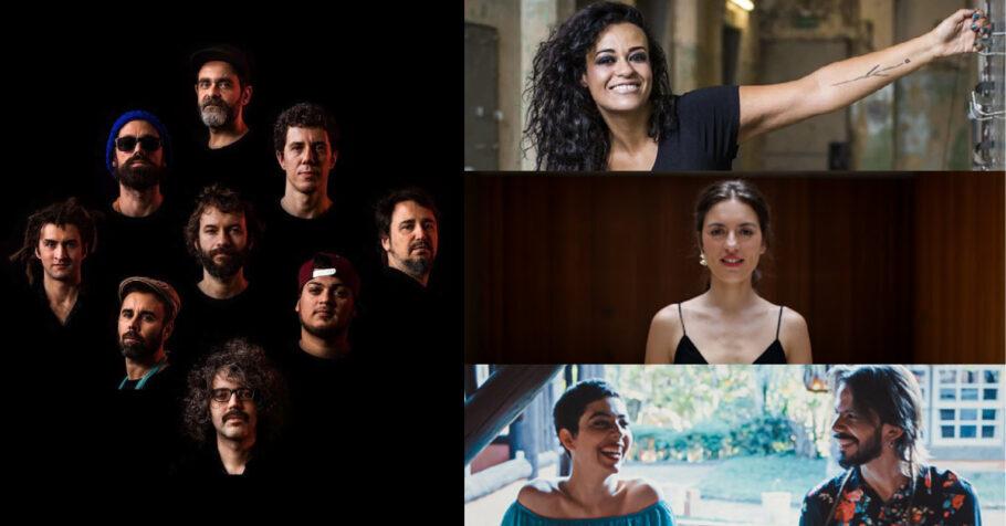 Sampa Jazz Fest - Bixiga 70, Tulipa Ruiz, Ana Setton e Salomão Soares e Vanessa Moreno
